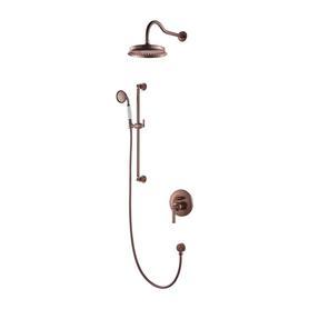 ARMANCE system prysznicowy podtynkowy, miedź antyczna      SYSAM20ORB