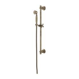 ART DECO zestaw prysznicowy suwany, brąz antyczny     ARTDECO-SBR