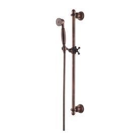 ART DECO zestaw prysznicowy suwany, miedź antyczna     ARTDECO-SORB