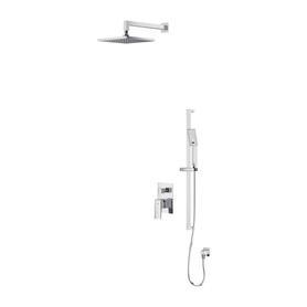 FRESH system prysznicowy podtynkowy, chrom       SYSFR11CR