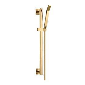 IGUACU zestaw prysznicowy suwany, złoty       IGUACU-SGL
