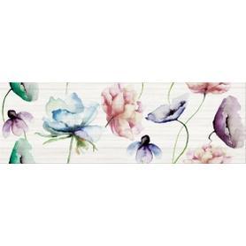 CENTRO ELEGANT STRIPES FLOWER 25X75 G1 OD681-008