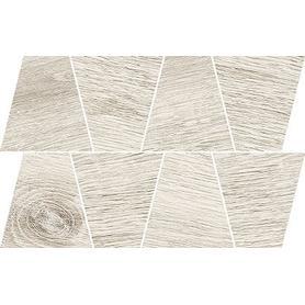 PRIME WHITE MOSAIC TRAPEZE 19X30,6 OD498-078