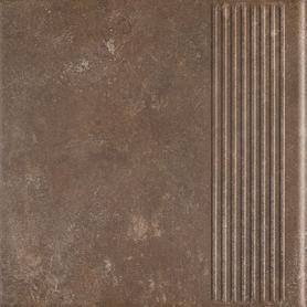 ILARIO BROWN STOPNICA PROSTA 30X30 G1 (0.99)