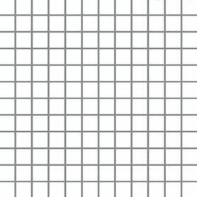 MOZAIKA PRASOWANA ALBIR BIANCO K.2,3X2,3 29,8X29,8