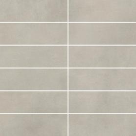 MOZAIKA CIĘTA TECNIQ GRYS K.4,8X14,8 MAT. 29,8X29,8