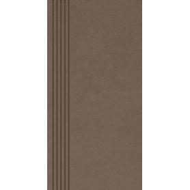 STOPNICA INTERO BROWN PROSTA NACINANA MAT. 29,8X59,8 G1