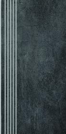 STOPNICA TARANTO GRAFIT NACINANA 29,8X59,8