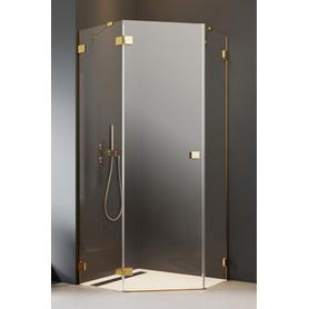Essenza Pro Gold PTJ Drzwi Lewe Gold/Przejrzyste 10100000-09-01L