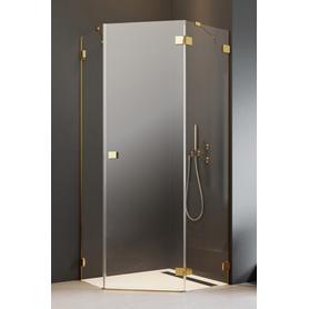 Essenza Pro Gold PTJ Drzwi Prawe Gold/Przejrzyste 10100000-09-01R