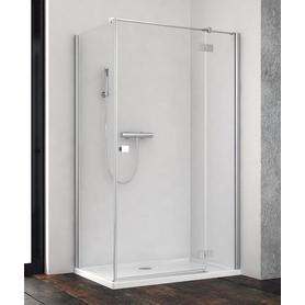 Essenza New KDJ Drzwi 110 Prawe Chrom/Przejrzyste 385041-01-01R Na Miarę