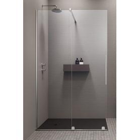 Furo Walk-in Drzwi 538 Prawe Chrom/Przejrzyste 10106538-01-01R