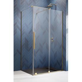 Furo Gold KDJ Drzwi 622 Prawe Złoty/Przejrzyste 10104622-09-01R