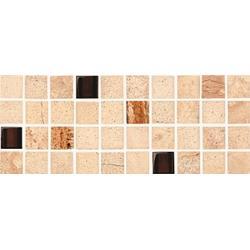 MOZAIKA SAHARA BEIGE BORDER 11,7X29,5 G1 OD358-004