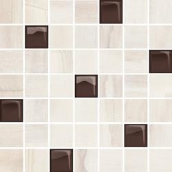 MOZAIKA SIMPLE STONE BEIGE GLASS 25X24,86 OD434-005