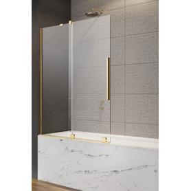 Furo Gold PND II Drzwi 638 Lewe Złoty/Przejrzyste 10109638-09-01L
