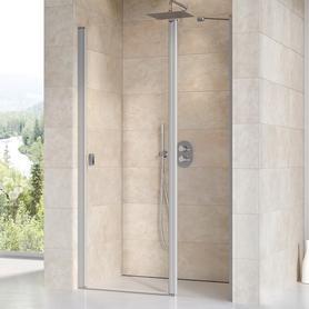 Drzwi prysznicowe CSD2-120 satyna Transparent  0QVGCU00Z1