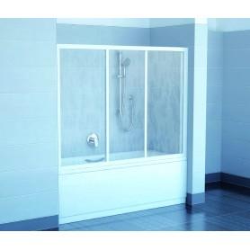 Kabina nawannowa AVDP3-150 satyna+Transparent  40VP0U02Z1