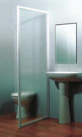 Ścianka prysznicowa APSV-80 satyna+Grape  95040U02ZG