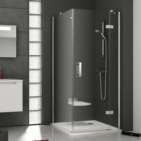 Ścianka prysznicowa SMPS-100 L chrom Transparent  9SLA0A00Z1