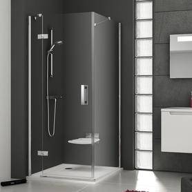 Ścianka prysznicowa SMPS-80 R chrom Transparent  9SP40A00Z1