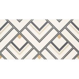 Dekor ścienny Bonella white 30,8x60,8 Gat.1