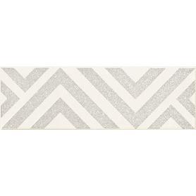 Dekor ścienny Burano bar white C 23,7x7,8 Gat.1