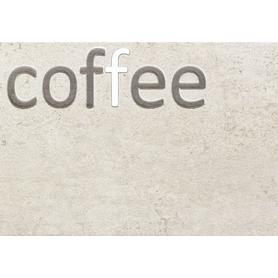DEKOR ŚCIENNY GRIS COFFEE 25X36 GAT.1