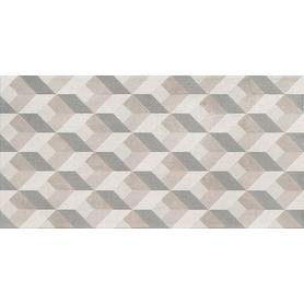 Dekor ścienny Tempre grey 30,8x60,8 Gat.1