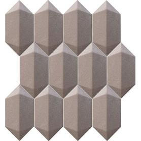 Mozaika ścienna Tapis graphite 29,1x26,5 Gat.1