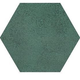 Płytka ścienna Burano green hex 11x12,5 Gat.1 (0,38)