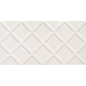 Płytka ścienna Idylla white STR 30,8x60,8 Gat.1 (0,93)