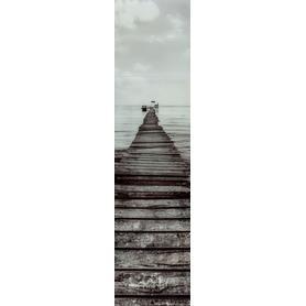 Obraz ścienny szklany 8-elementowy Blinds 59,8x240 Gat.1
