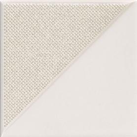 Dekor ścienny Reflection White 2 14,8x14,8 Gat.1