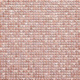 Mozaika ścienna Drops quad gold 30,7x30,7 Gat.1