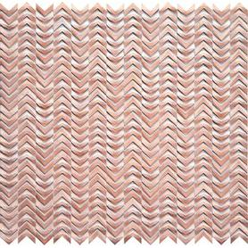 Mozaika ścienna Drops dart rose 29x30,5 Gat.1