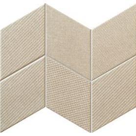 Mozaika ścienna House of Tones beige 22,8x29,8 Gat.1