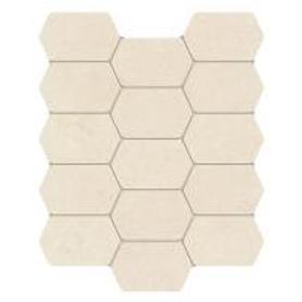 MOZAIKA LEMON STONE WHITE 29,8X25 GAT.1
