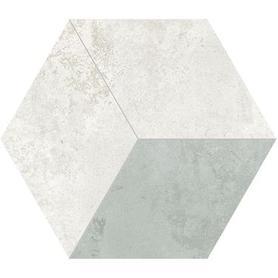 Mozaika gresowa Torano hex 2 34,3x29,7 Gat.1