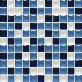 Moz szkl 30x30 Hard Candy Blue /7