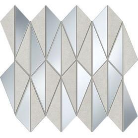 Mozaika ścienna Lucid pearl 23x26,9 Gat.1