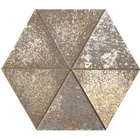 Mozaika ścienna Sheen gold 19,2x22,1 Gat.1