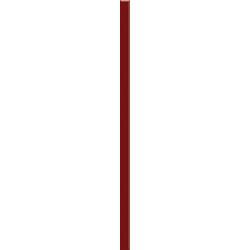 LISTWA SZKLANA UNIWERSALNA KARMAZYN 2,3X60