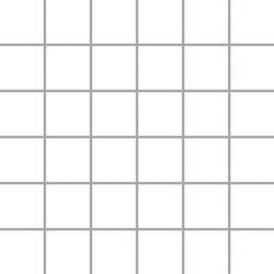 MOZAIKA ALBIR BIANCO K.4,8X4,8 29,8X29,8