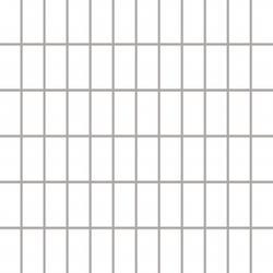 MOZAIKA PRASOWANA ALBIR BIANCO K.2,3X4,8 29,8X29,8