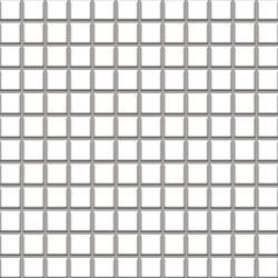 MOZAIKA PRASOWANA ALTEA BIANCO K.2,3X2,3 29,8X29,8