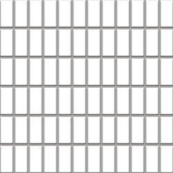 MOZAIKA PRASOWANA ALTEA BIANCO K.2,3X4,8 29,8X29,8