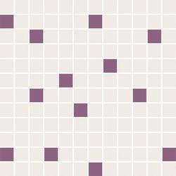 MOZAIKA ESTEN SILVER/GRAFIT  CIETA K.4,8X4,8  29,8X29,8 G1