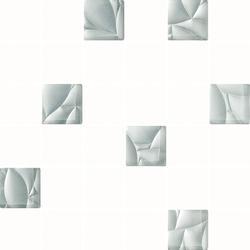 MOZAIKA ESTEN BIANCO/SILVER CIETA K.4,8X4,8 29,8X29,8 G1