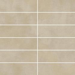 MOZAIKA CIĘTA TECNIQ BEIGE K.4,8X14,8 MAT. 29,8X29,8